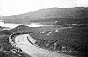 Fintragh, Co. Donegal circa 1865-1914. Lawrence Collection, National Library of Ireland L_CAB_04652.