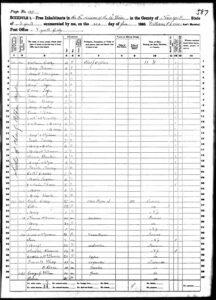 RC Orphan Asylum 1860 Census p11